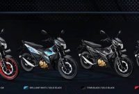 all new satria f150
