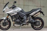 New Triumph Tiger Explorer 2016