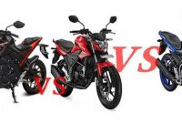 Perbandingan Yamaha Xabre vs New CB150R