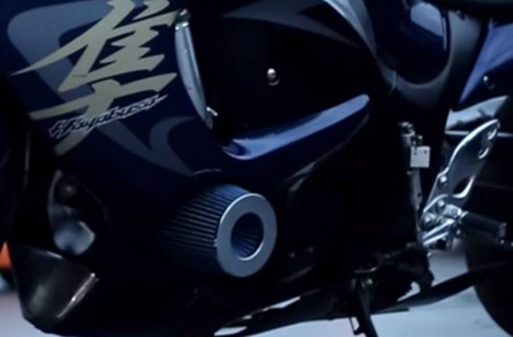 suzuki Hayabusa turbocharged