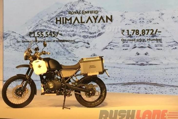 Launching Royal Enfield Himalayan, penjualan dibanned di Delhi