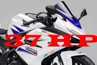Power Honda CBR250RR tembus 37 hp