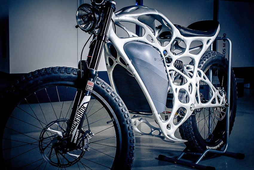 aerospace motorcycle