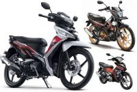 6 motor bebek terlaris september 2016