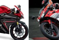 Yamaha R15 USD VS CBR150R