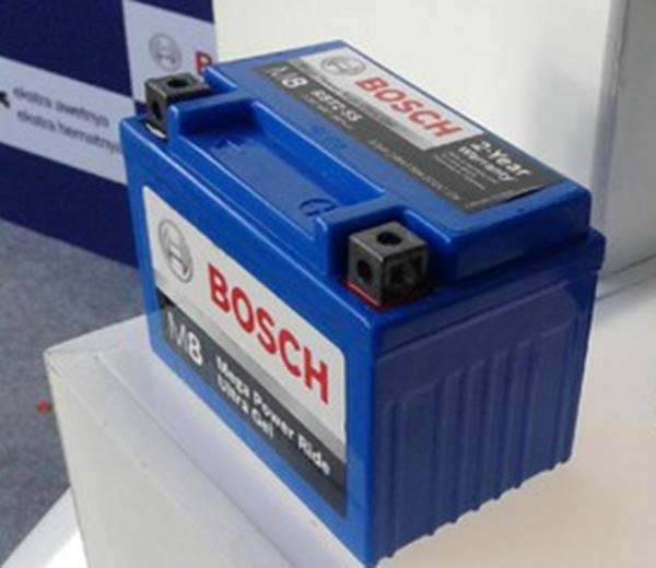 Aki motor Bosch ultra gel battery