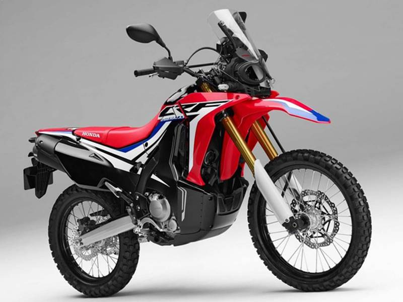 Honda CRF250L Rally model 2017