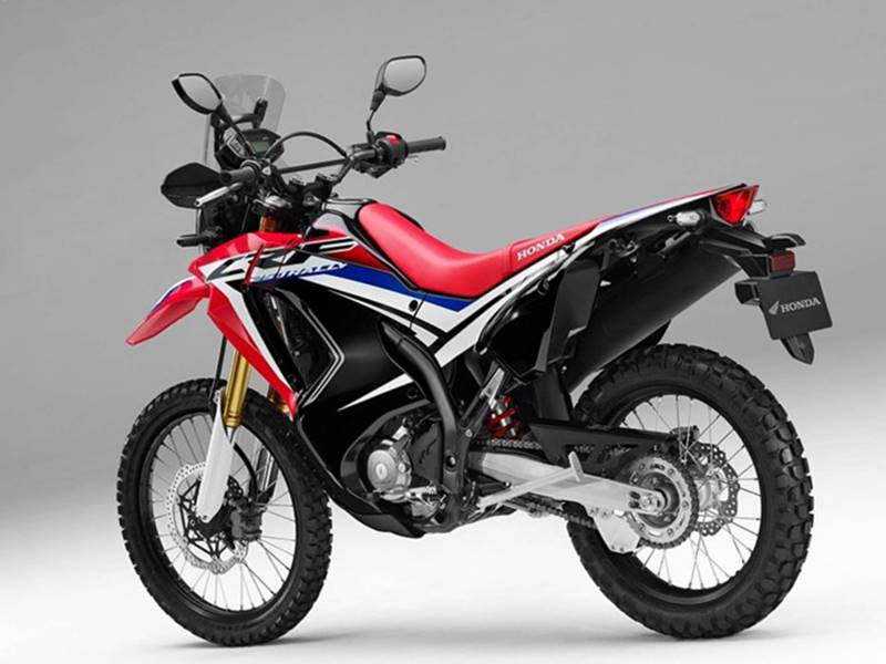 Penjualan Versys 250 vs CRF 250 Rally Juli 2017