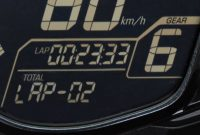 TOP SPEED CBR250RR DI SIRKUIT SENTUL