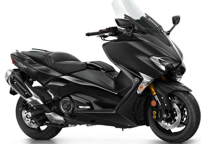 Yamaha TMAX model year 2017