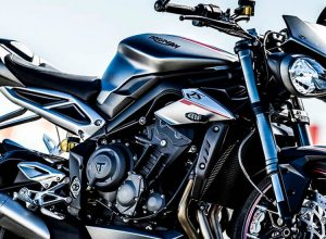 Triumph Street Triple 765 S, R, RS New Ultimate street fighter