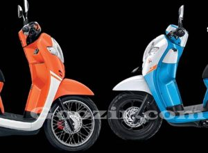 Beda Scoopy Indonesia dan Thailand