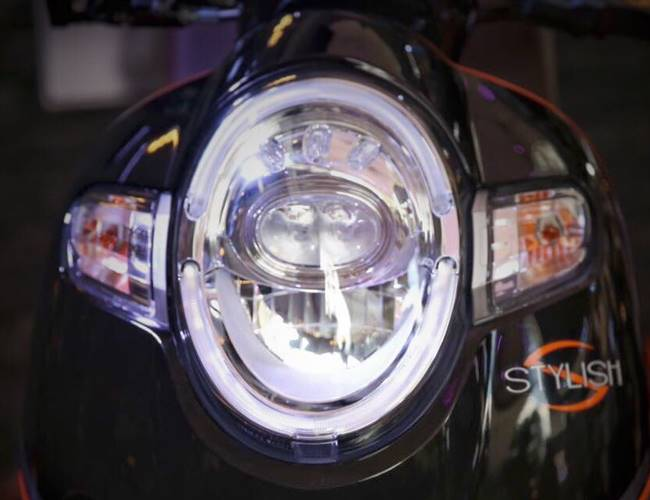 scoopy led projector