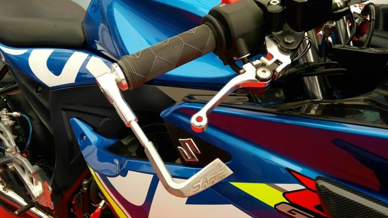 Racing part GSX R150 Cobra series
