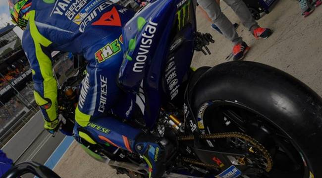 Starting grid MotoGP Le Mans