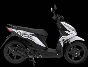 Yamaha X-RIDE 125 2017 VS honda beat street 2017