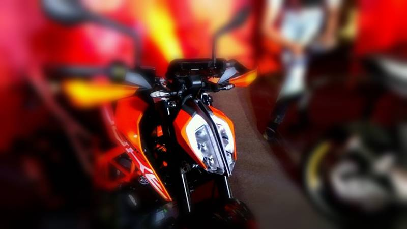 Recall KTM Duke 390 India : dealer panggil pemilik Duke 390 untuk update software
