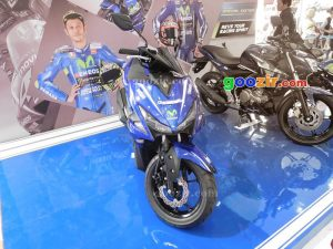 Yamaha Aerox 155 Movistar