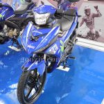 Yamaha Jupiter MX King Movistar