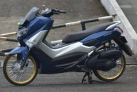 Modif NMAX ban cacing thailook