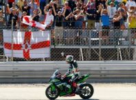 Rea double podium WSBK Portugal