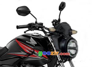 Honda Verza 150 2018 Headlamp bulat LED