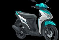 Yamaha Mio S Special Green