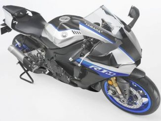 Yamaha R1 dan R1M model 2018