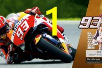 World Champion MotoGP 2017 Marc Marquez