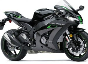 Update Kawasaki ZX-10R model 2018