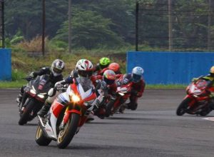 Indonesia CBR Race Day 2017 di Sentul