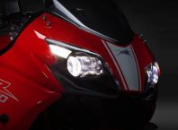 TVS Apache RR 310 2018 headlamp