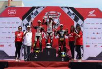 Hasil Honda Dream Cup 2017