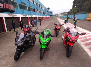 Top Speed Kawasaki Ninja 250 2018 Tembus 169 KPJ