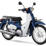 New Honda Super Cub 110