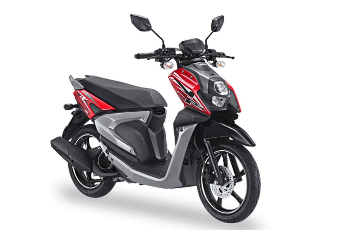 Honda Beat Street VS Yamaha X RIDE 2018