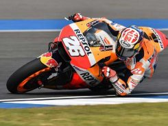 Final Test Buriram 2018, Pedrosa Tercepat