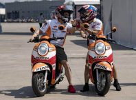 New Scoopy Livery Repsol Honda