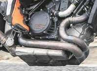 KTM 1290 Superduke Euro V Test