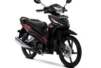 Motor Bebek Paling Laris bulan April 2018