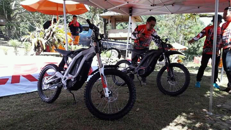 Trail Listrik Viar E-Cross Advance dan E-cross Lite