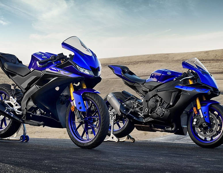 New Yamaha R125 VVA 2019