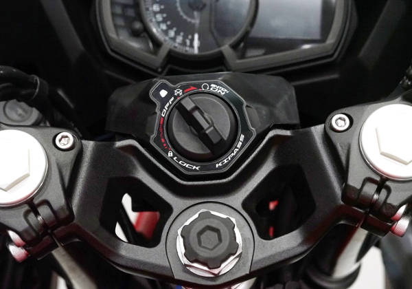 New…!!!! Kawasaki Ninja 250 2019 Smart Key