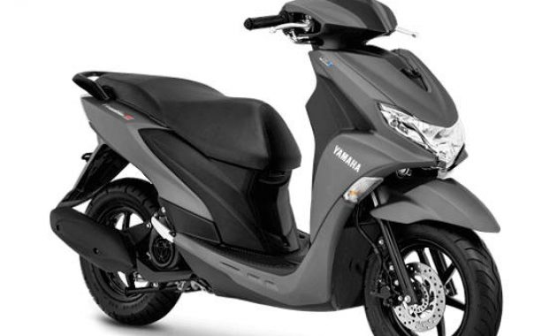 Yamaha FreeGo Metallic Wwhite