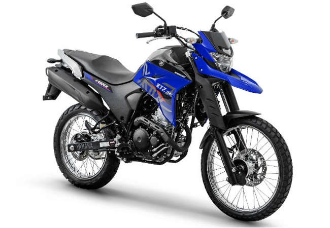 New Yamaha XTZ250 Lander 2019 : Review Spesifikasi Warna & Gambar