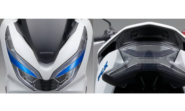 New Honda PCX Electric 2019 : Review Spesifikasi & Gambar