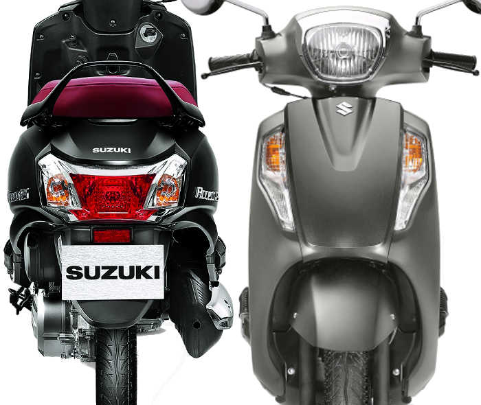 Suzuki Access 125 SE CBS 2019 specs and price