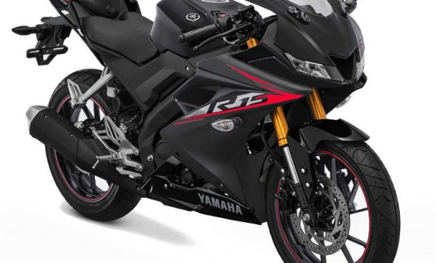 Yamaha R15 Racing Black