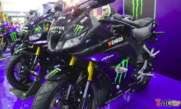 R15 Yamaha  Monster Energy