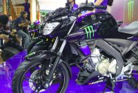 Harga Yamaha Livery MotoGP Monster Energy Aerox, R15, R25, V-Ixion & MX King